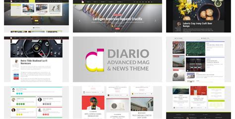 themeforest preview image size diario modern and responsive magazine newspaper