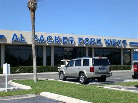 Al Packer Ford West : West Palm Beach, FL 33411 4368 Car