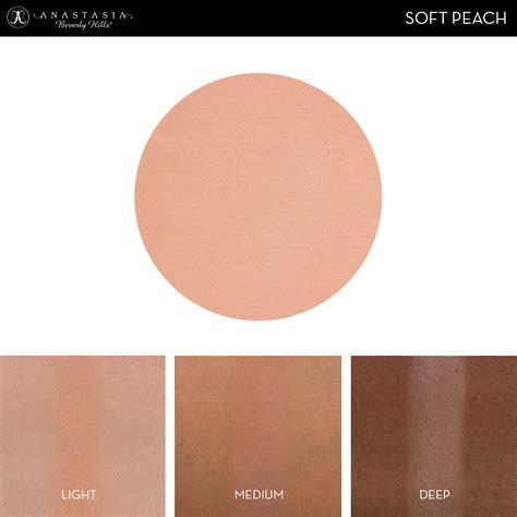 Eyeshadow Single eye shadow singles with skin swatch in the shade soft