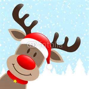 photos reindeer face cartoon rudolph red nosed reindeer face drawing cartoon