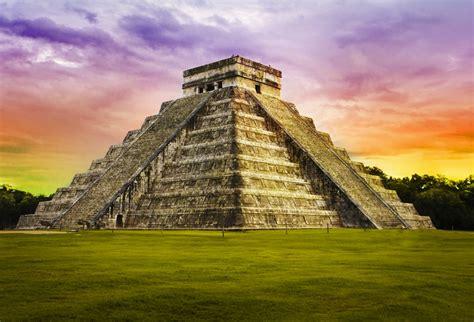 imagenes piramides mayas pir 225 mides de chich 233 n itz 225 canc 250 n riviera maya visitas