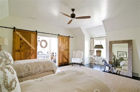 sliding barn doors for bedroom 25 bedrooms that showcase the of sliding barn doors