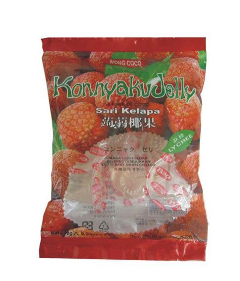 Jelly Wong Coco Kilo sony trading pty ltd wong coco konnyaku jelly and wong coco mini jelly nata de coco product