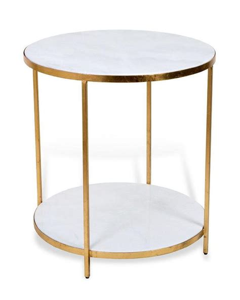 white marble end table white marble gold end table products bookmarks design