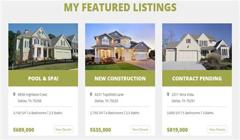 mls house listing real estate website marketing ideas for 2016 readychatreadychat