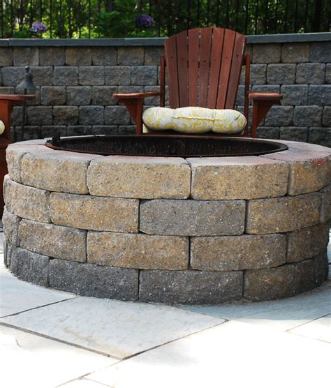 Cape Cod Fire Pits Wood Burning Fire Pit Kit Nantucket Wood Firepits
