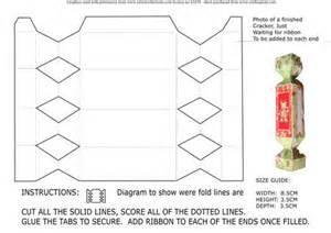 template for cracker cracker template cup350584 1509 craftsuprint