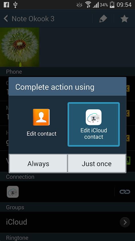 apple icloud for android icloud contacts sync android apps on play
