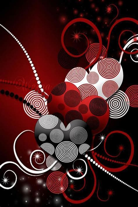 wallpaper for mobile colorful love mobile phone wallpapers love 2015 wallpapersafari