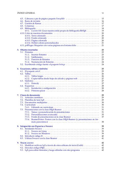 imagenes en latex pdf latex con lyx