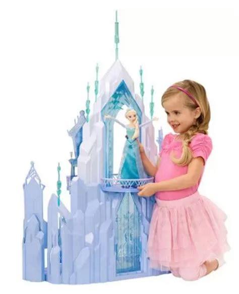 Promo Elsa Set 3in1 black friday price disney frozen elsa castle buy now