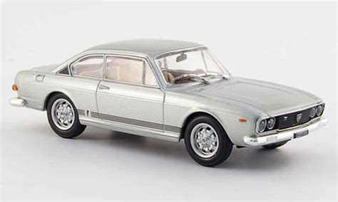 Lancia 2000 Coupe Lancia 2000 Hf Coupe Hf Gray Metallized 1971 Starline