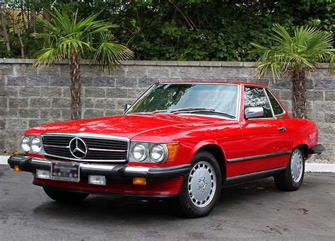 image gallery 1986 mercedes