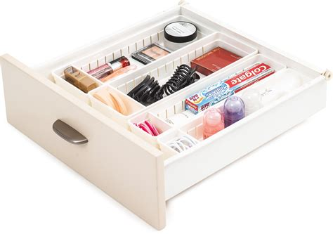 Kitchen Drawer Liners Nz by Drawer Organiser Large With Divider From Storage Box
