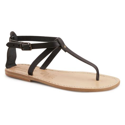 sandals for flat handmade t leather flat sandals for gianluca