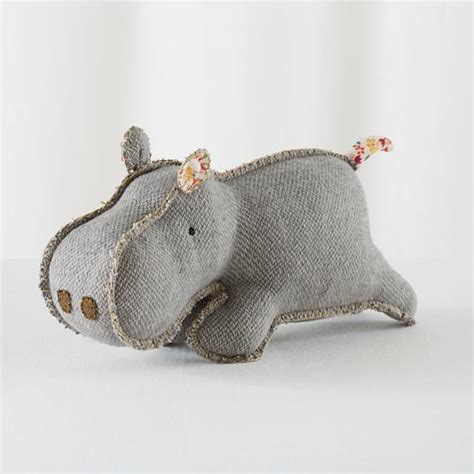 Hip Hippo by Hip Hippo Stuffed Animal The Land Of Nod
