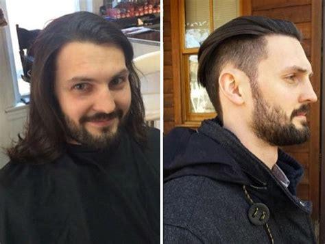 Dan Foto Catokan Rambut foto foto sebelum dan sesudah memotong rambut berita viral