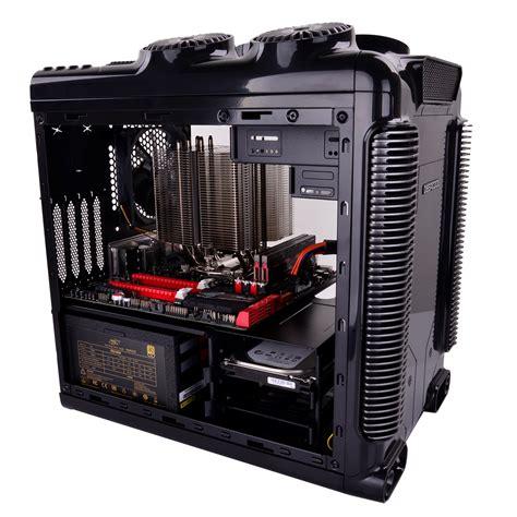computer case themes deepcool releases steam castle matx steam punk themed case