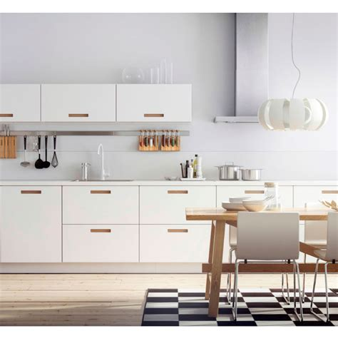Ways to add colour to an all white kitchen   Ideal Home