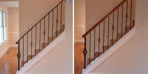 wood handrails for stairs top 25 best indoor stair railing ideas on