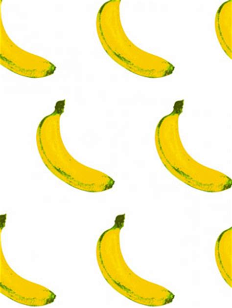 banana scented wallpaper look pop art scratch and sniff wallpaper pee wee s blog