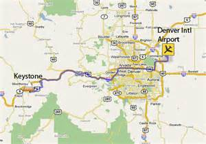 where is keystone denver to keystone shuttle