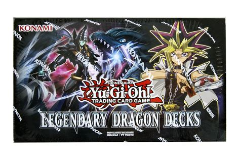 Kartu Yugioh Box yu gi oh legendary deck box da card world