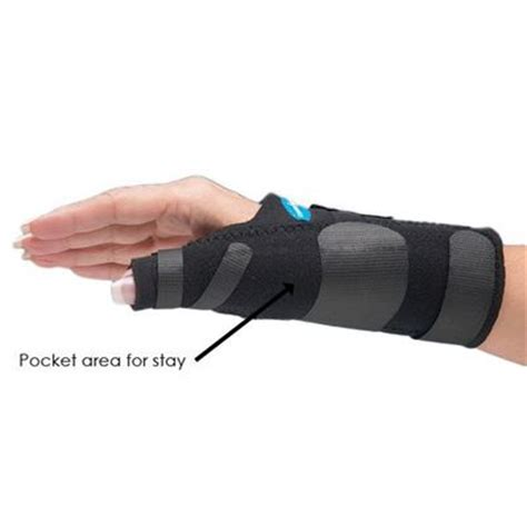 comfort cool thumb spica splint comfort cool thumb spica long opc health