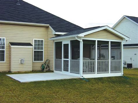 sunroomsscreen porches kee construction