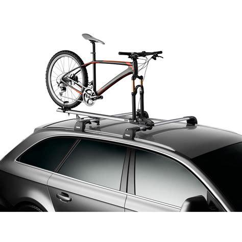 porta bici da auto portabici da tetto thule thruride 565 portabici speedup
