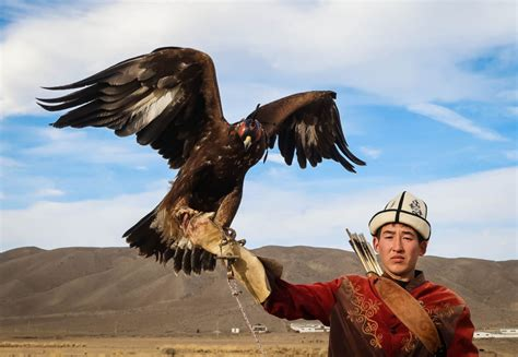 the eagle hunters of kyrgyzstan what they do and where