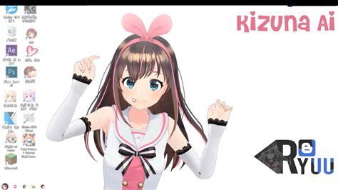 kizuna ai   wallpaper engine