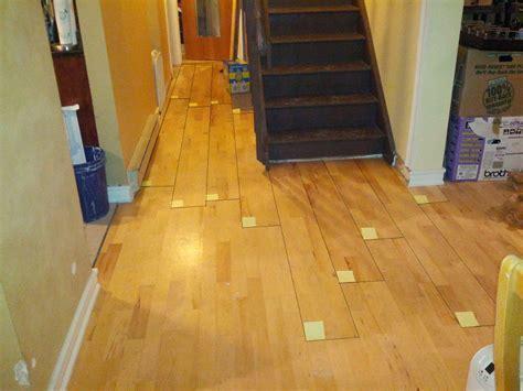 Unique Hardwood Floors Running Different Directions