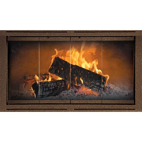 home depot lowes fireplace glass doors brick anew