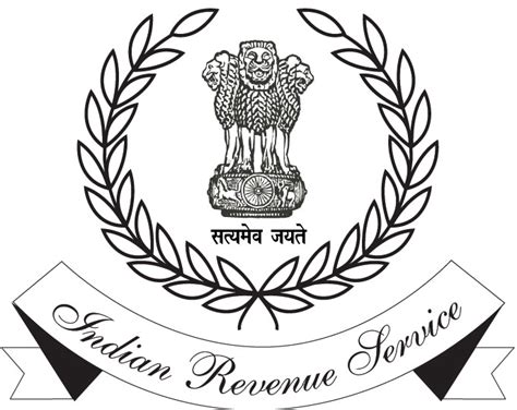 file indian revenue service logo png wikimedia commons