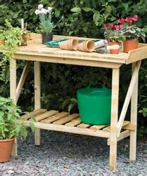 bench homebase homebase potting bench the cottage smallholder