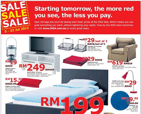 ikea malaysia catalogue ikea red sale sale sale 5 22 july sales nonstop