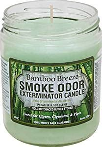 Best Candle For Kitchen Odors by Odor Exterminator Candle Bamboo 13oz