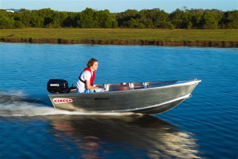 rowing boats for sale brisbane new stacer 309 stinga short shaft tinnie dinghy hull only