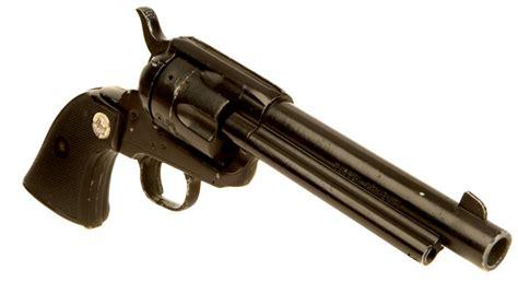 Army 45 Revolver Blank Firing sussex armory single army 45 blank firing revolver