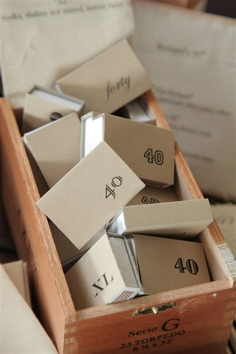 40th Birthday Giveaway Ideas - best 25 cigar party ideas on pinterest cigar and