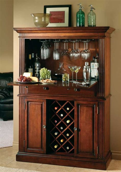 25 best ideas about corner liquor cabinet on