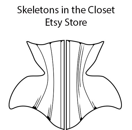 sins of our mothers skeletons in our closets books etsy skeletons in the closet couture and corsetry