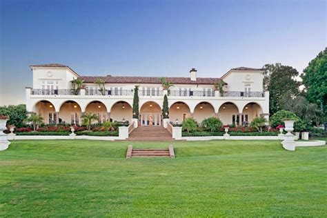 Spanish Style Home Interior Rancho Santa Fe Mansion For Sale Beverly Hills Magazine