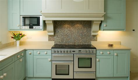 Painting Kitchen Cabinets Blue Hand Painted Kitchens Love Wood Kitchens Of Yorkshire