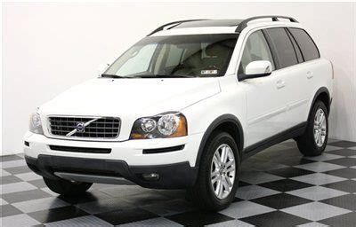 buy  whitebeige xc awd  row seat  miles heated seats clean history leather
