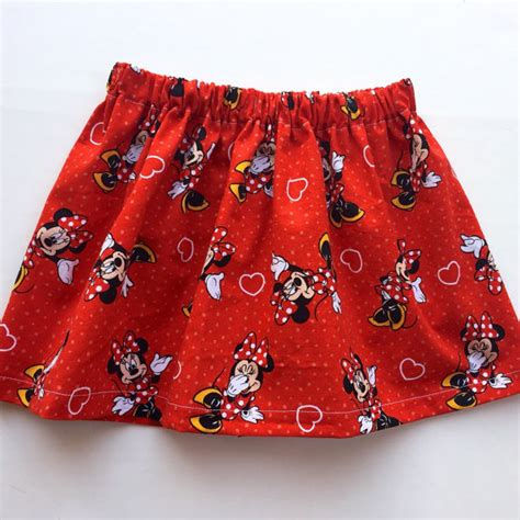 minnie mouse skirt dressed up