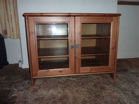 Pine Tv Cabinets With Doors Best 15 Of Tv Cabinets With Glass Doors