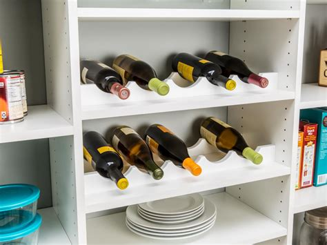 Pantry Wine Storage by Pantry Shelving Pictures Ideas Tips From Hgtv Hgtv