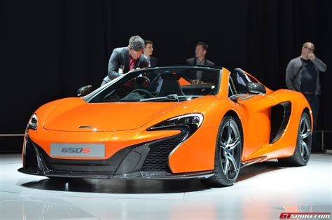 history of mclaren tracing the history of mclaren to the 650s